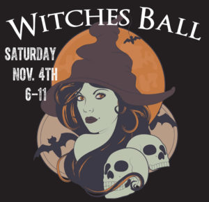 The JCOCC presents the Witches Ball 2017