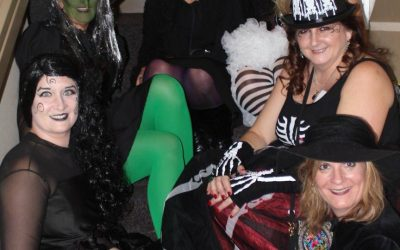 Witches Ball board members